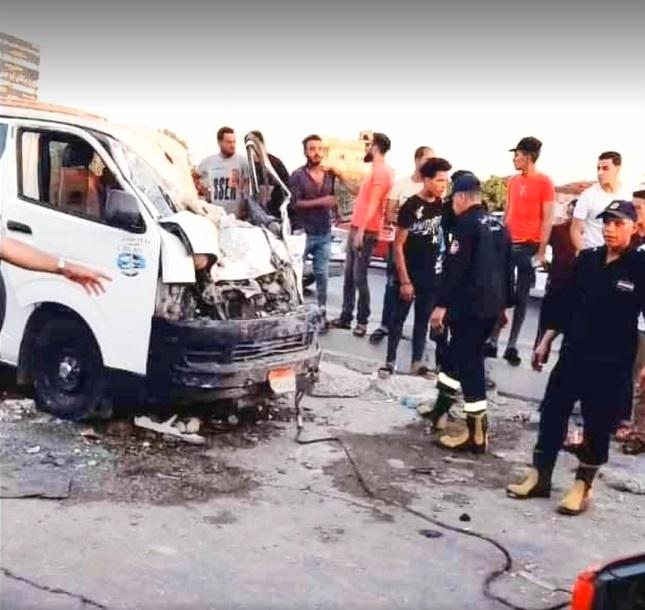В Египте кобра убила в такси пять человек