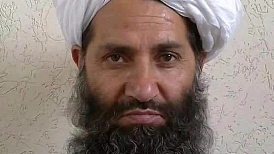 "Верховный лидер ""Талибана"" Хибатулла Ахундзада"