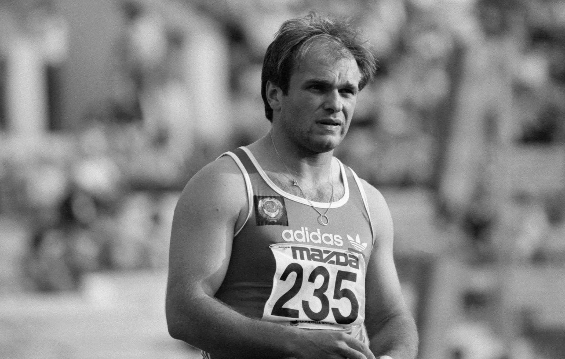Умер двукратный олимпийский чемпион в метании молота Юрий Седых
