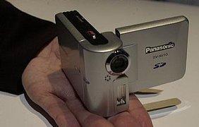 Высокотехнологическая видеокамера
