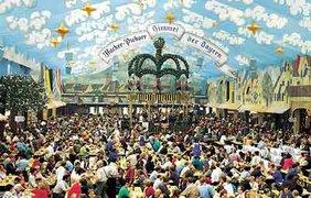 Oktoberfest - пивной праздник баварцев
