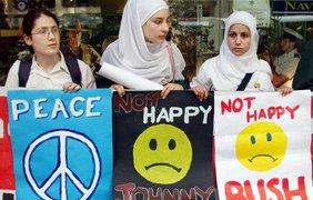 Австралия. Протест