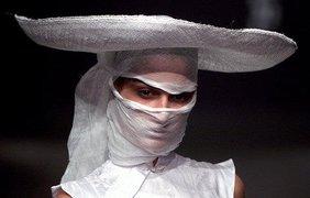 Париж. Мода
