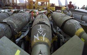 Бомбы для талибов