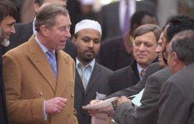 Принц Чарльз выказал уважение мусульманам