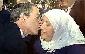 Президентский поцелуй