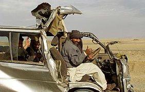 Колеса, они и в Афганистане колеса