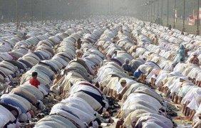 Молитва в Калькутте
