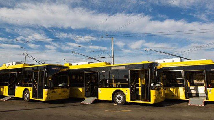 Тролейбусне питання в Херсоні не вщухає