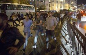 В Стамбуле массовый митинг из-за протестов в Анкаре