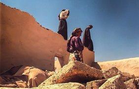 """Ракка - """"столица"""" для боевиков ИГИЛ. Фото Instagram"""