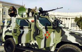 В Киеве продемонстрировали оружие