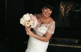 Триша и ее муж незабываемо провели день свадьбы