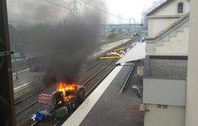 Протесты на востоке Франции