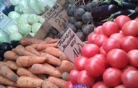 На полуострове подскочили цены на продовольствие