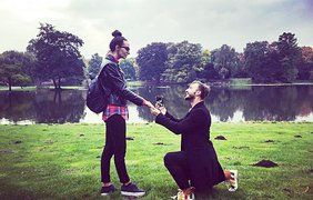 Варнава выходит замуж за танцора