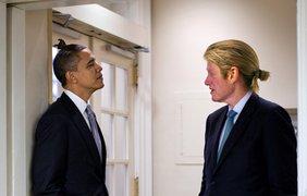 Мировым лидерам пририсовали модные прически. Фото designcrowd.com