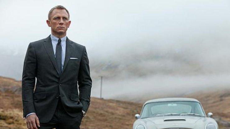 Новый фильм о Джеймсе Бонде стал рекордсменом проката в Великобритании