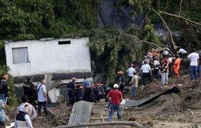 В Гватемале сошел мощнейший сель