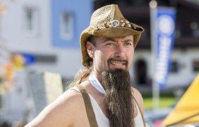 В Австрии прошел конкурс на самую роскошную мужскую бороду