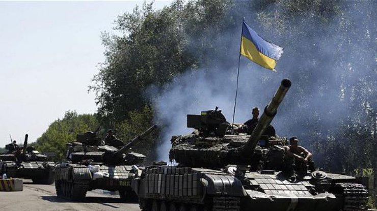 В ОБСЕ подтвердили отвод украинских танков на Донбассе