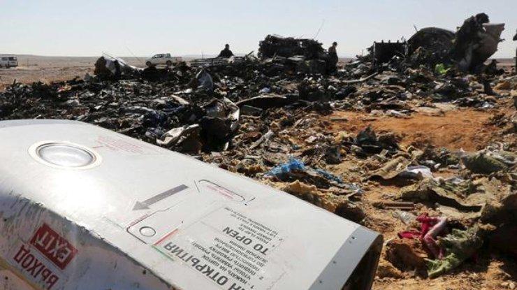 Россия отказалась от помощи ФБР по авиакатастрофе в Египте