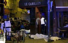 Взрывы в Париже