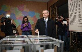 Кандидат в мэры Днепропетровска Александр Вилкул
