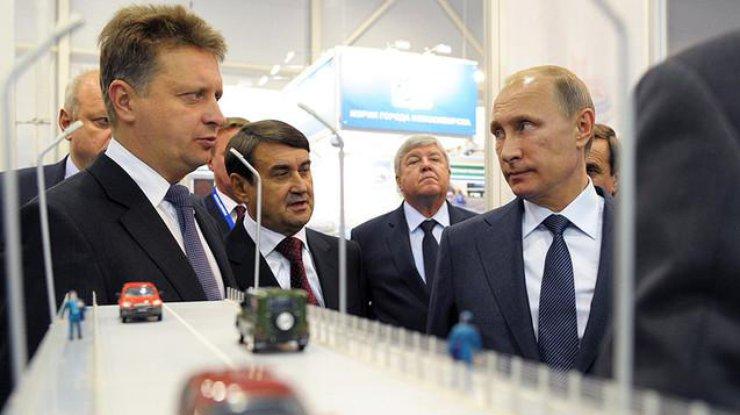 Путин считает авиакатастрофу вЕгипте огромной катастрофой