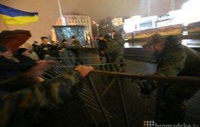 Беспорядки на Майдане