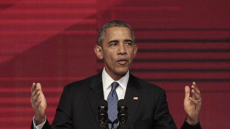 Обама подписал оборонный бюджет США с $300 млн помощи для Украинского государства