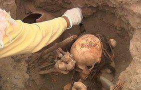 Археологи нашли древнее захоронение