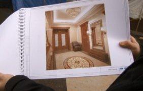 """У любовницы Януковича заберут дом. Фото """"Наші гроші"""""""