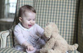 Принцесса Шарлотта, ноябрь 2015 года