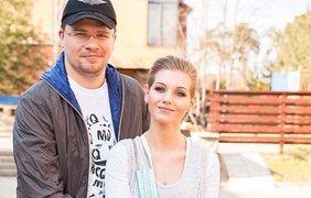 Счастливые родители Кристина Асмус и Гарик Харламов