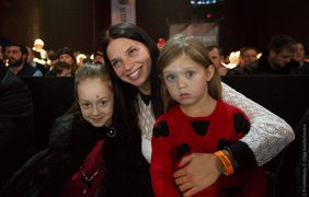 Семейство Александра Усика
