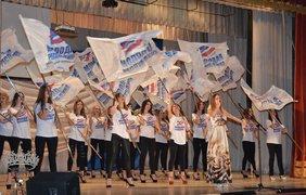 В Донецке прошел конкурс красоты с боевиками