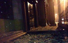 В Запорожье прогремел взрыв возле подпольного казино