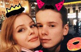 Арсений Шульгин встречается с моделью Анной Шеридан.