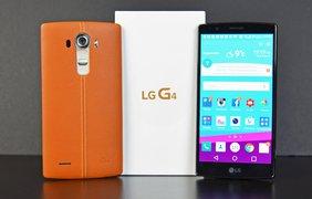 Впечатляющий смартфон LG G4 получил кожаную тыльную панель и великолепную фотокамеру, которая в купе с высококачественной матрицей экрана оказался одним из самых желанных смартфонов 2015 года.