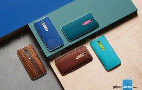 """Поклонники компании Motorola получили флагман Moto X Pure. Смартфон получил очень приятный корпус, быстрое """"железо"""" и 12-мегапиксельную фотокамеру."""
