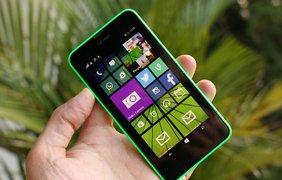 Смартфон Nokia Lumia 630 на операционной системе Windows Phone оказался самым сбалансированным устройством 2015 года на этой платформе.