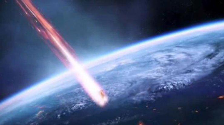 К Земле приближаются астероиды