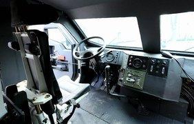 Нацгвардия получила суперсовременные бронированные автомобили