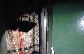 Квартиру режиссера разрушил взрыв. Фото timer.od.ua