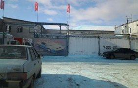 Голубой снег в России 2