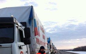 По пути в Луганск