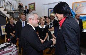 Игорь Николаевич Янковский - украинский предприниматель, финансист, меценат