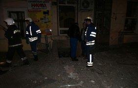 Новый взрыв в Одессе