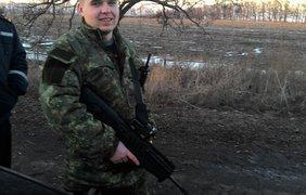 Обмен пленными под Новотошковкой